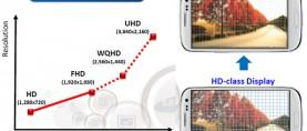 QHD UHD Teknolojisi Samsung Akıllı Telefonlarda Kullanılacak