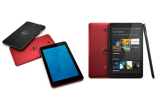 İşte Dell'in Yeni Tableti Dell Venue 7 özellikleri