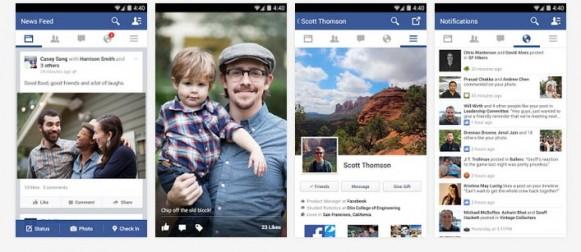 Facebook Android Uygulaması Haber Kaynağı Sıralaması (16.04.2014)