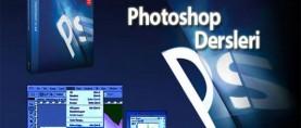 Photoshop Araçları -5- Renk, Maske Modu (Photoshop CS6 Dersleri-12)