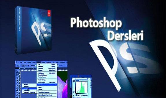 Photoshop Dersleri (Photoshop CS6 Dersleri)