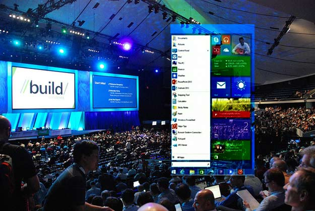 Windows 8.1 Başlat Menüsü