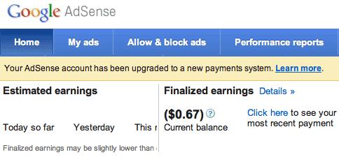 Google Adsense Nedir ? Ne için Kullanılır ? - adsense-ekran