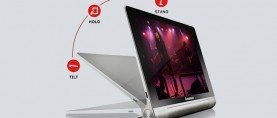 Lenovo Yoga Tablet inceleme (Yoga Tablet 8 ve Yoga Tablet 10)