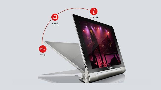 Lenovo Yoga Tablet inceleme (Yoga Tablet 8 ve Yoga Tablet 10)