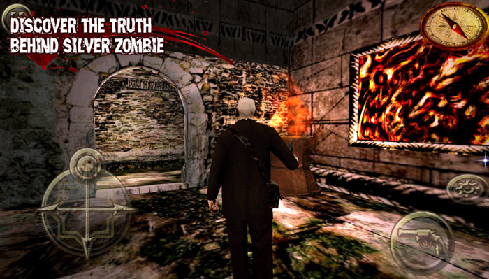 silver zombie - Ayın En iyi Android Oyunları (Nisan 2014)