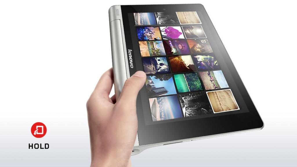 Lenovo Yoga Tablet inceleme (Yoga Tablet 8 ve Yoga Tablet 10) - Kolay Tutuş