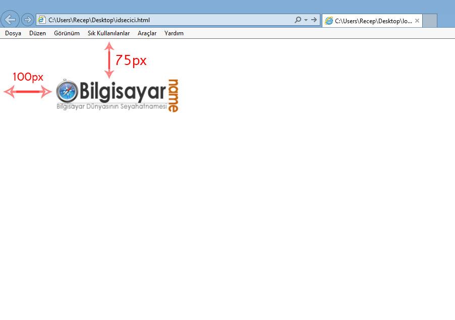 CSS Dersleri - 4 || ID Seçiciler (CSS Seçiciler ve Çeşitleri) - Ekran Görüntüsü