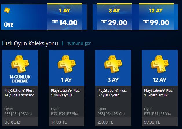 Playstation Plus Nedir Nasıl Kullanılır - Fiyat