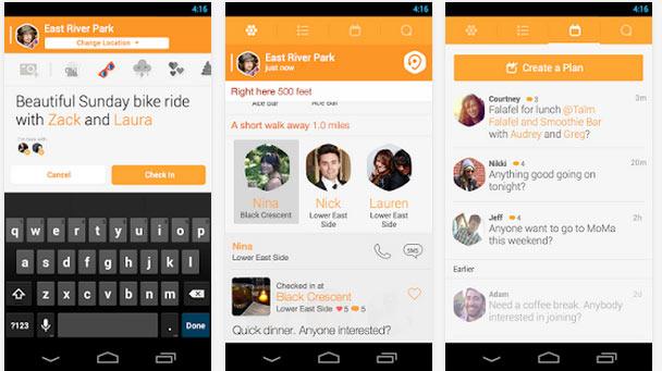 Ayın En iyi Android Uygulamaları (Mayıs 2014) - Swarm