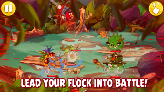 Ayın En iyi Android Oyunları (Haziran 2014) - Angry Birds Epic