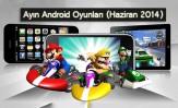 Ayın En iyi Android Oyunları (Haziran 2014)