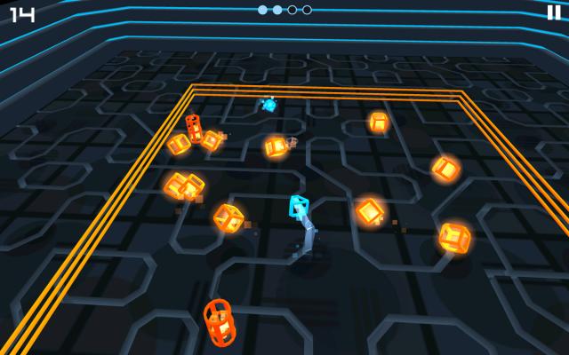 Ayın En iyi Android Oyunları (Haziran 2014) - Cybergon