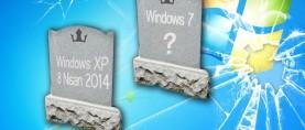 Windows 7 Desteği Ne Zaman Bitiyor? : İşte O Tarih…