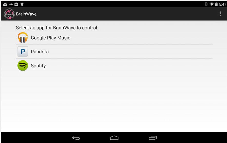 Ayın En iyi Android Uygulamaları (Kasım 2014) - brainwave