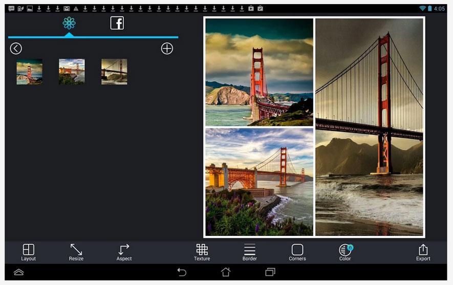 Ayın En iyi Android Uygulamaları (Kasım 2014) - picstitch