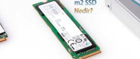m2 ssd nedir ? Diğer SSD arabirimleri