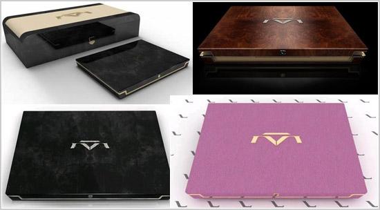 Işte Dünyadaki En Pahalı Laptop Luvaglio
